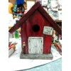 Decorative Barn Birdhouse