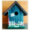 Decorative Cottage Birdhouse