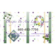 Logo For Designs By Ava Lynne Green