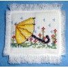 April Showers Cross Stitch Pattern