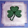 Shamrock Cross Stitch Pattern